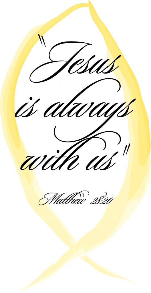 jesus is aloways with us